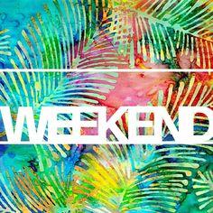 weekend, friday