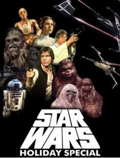 For us oldies out there what's better Star Wars a holiday special or The Last Jedi? And why? http://ift.tt/2CXCsqW