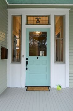 Victorian Entry with Side-lites & Transom