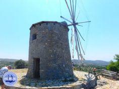 Round trip Crete Greece reizen-en-griekse-eilanden-118 Different Points Of View, Crete Greece, Round Trip, Wind Turbine, Island, Islands