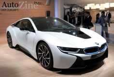 Internationale Auto Ausstellung (IAA) 2013
