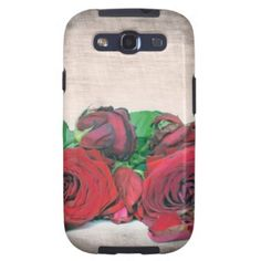 Roses Samsung Galaxy S3 Case  #Roses #Flower #Mobile #Samsung