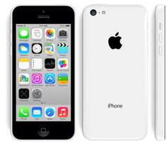 Apple - iPhone 5c, white