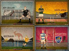 All Blacks, Wallabies, Springboks & Pumas Rugby Sport, Rugby Club, Rugby Wallpaper, Rugby Images, Rugby Poster, Rugby Championship, All Blacks Rugby, Rugby World Cup, Rugby League