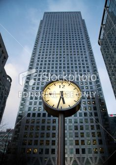 Reuters Plaza, Canary Wharf, the centre of business in the city of. Image Now, New Image, Architecture Photo, Celebrity Photos, Skyscraper, Tower, Stock Photos, London, City