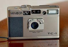 Minolta TC-1、FUJIFILM KLASSE Sの使用感 - with Nikon F6 http://www1.bbiq.jp/nikoncamera/camera2.htm