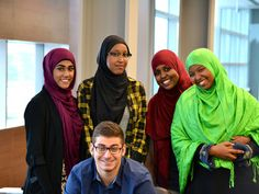 Challenged by Professor Harry Mackay to develop a project to raise awareness about mental health amongst their peers, Shukri Ahmed, Mohamed El Koussy, Fatimah Mirza, Faisa Omer, and Ikram Hussain developed an award-winning project as part of their Introduction to Mental Health and Disease course at Carleton University.