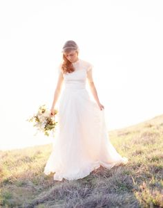 Big Sur Wedding by Evynn LeValley Photography // Flowers by Kate of Big Sur Flowers