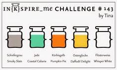 IN{K}SPIRE_me: Challenge Archive