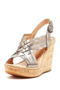 Born Pierson Sandal, It's all about the wedge sandal this summer