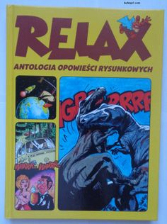 relaxnowy Relax, Magazine Covers, Old School, Postcards, The Past, Comic Books, Art, Historia, Magazines