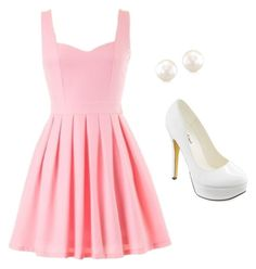 """party"" by ohson12345 ❤ liked on Polyvore"