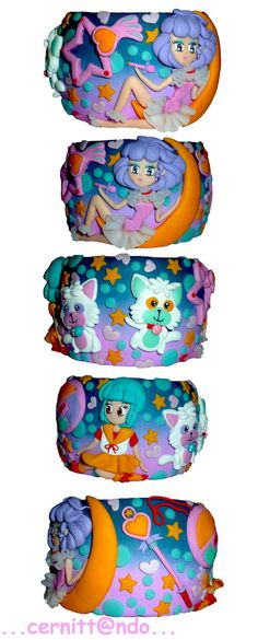 Bangle L'incantevole Creamy, by ...cernitt@ndo..., 40,00 € su misshobby.com