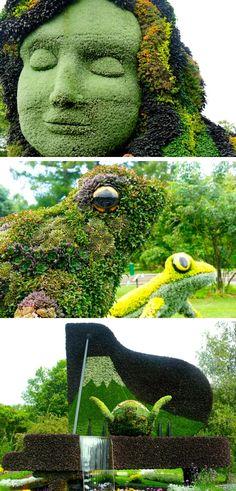 Cool family travel idea: The Montreal Botanical Garden