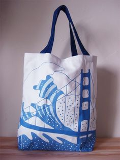 Another cute tote bag.
