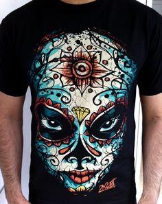 2K2BT Tee Death Mask 7