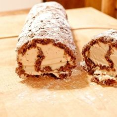 Peanut Butter Pecan Cake Roll | Made Just Right by Earth Balance #vegan #earthbalance #peanutbutter