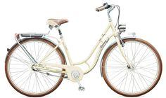 Diamant bike - Topas creme
