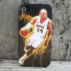 NBA-Basketball- Star Kobe Bryant Handyhülle für iphone 4/4s/5/5s - Prima-Module.Com