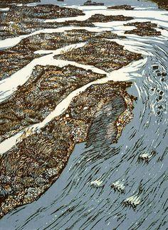 River by Fumio Kitaoka