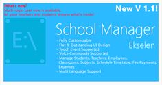 Ekselen - School Management System (Project Management Tools)