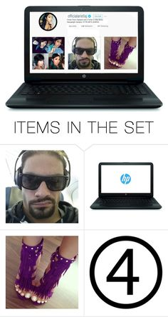 """""""Ariella's Instagram (Laptop Version)"""" by digital-minerva ❤ liked on Polyvore featuring art"""