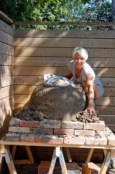When last we met, in part 1 of this series, I had built the base and the sand form for my cob oven and lost my funny bone. It's currently buried beneath a layer of pizza fat. Now it's time to make the actual cob for the pizza oven. The … Continue reading →