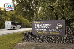 Explore the Great Smoky Mountains National Park during your #PigeonForge vacation! #GSMNP