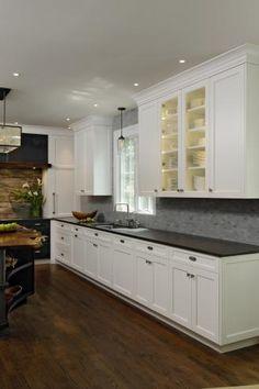 Chevy Chase - Kitchen & Bath - Showcase - Thorsen Construction
