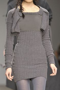 Mark Fast at London Fall 2012 (Details)