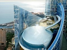 $ 360 million penthouse comes with waterslide