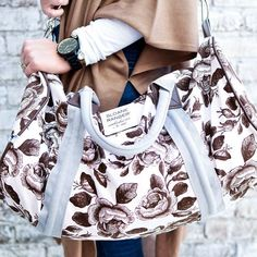 This duffel for fall