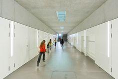 Gallery of Classroom Extension and Sports Hall / Zwimpfer Partner Architekten + Berrel Berrel Kräutler Architekten - 12