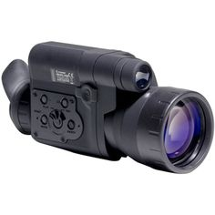 Pulsar Recon 750R Night Vision Camera ($600) ❤ liked on Polyvore featuring black