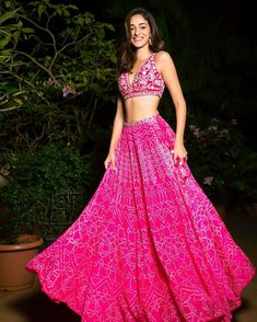 2020 Bollywood Celebrities Diwali Outfits That We Truly Adore Pink Lehenga, Bridal Lehenga, Red Saree, Saree Blouse, Bollywood Celebrities, Bollywood Actress, Golden Lehenga, White Anarkali, Diwali Outfits