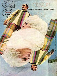 Gentlemen's Quarterly, February 1969