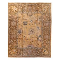 """Traditional Collection Area Rug, 8'9"""" x 11'6"""" 