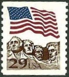 2609b Flag Coil-mnh.-scott Listed-@$75 Efo-imperf Between Pair