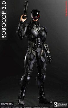 TOYSREVIL: Robocop by Square Enix / Play Arts [KAI]