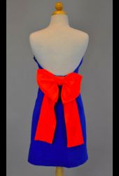 Florida gameday dress {alma-mater} collection. Im going to attempt to make this, but the front is really boring so I have to think of a way to jazz it up :)