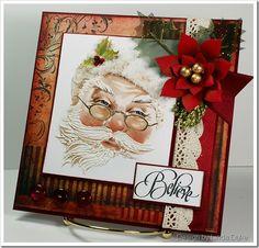 Santa, I Believe, Linda Duke