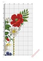 """ru / kento - Альбом """"Α Gallery, Poppies, Cross Stitch Embroidery, Border Tiles, Table Toppers, Punto De Cruz, Dots, Flowers, Drawings"""