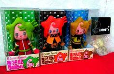 歡迎光臨AB紅蘿蔔插畫與公仔創作世界 Welcome to AB Carrot http://www.facebook.com/AbCarrot  #AB Carrot   # Toys # illustration #ART #Figure