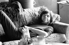 Neil Young photographed by Ann Moses in 1967