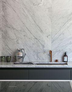 VOLA Taps for Kitchen in Copper
