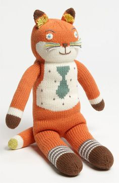 BlaBla Socks the Fox Doll