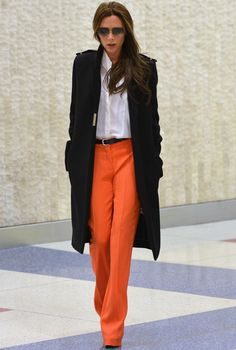 Victoria Beckham has always been one of my favs to look at when it came to fashion!