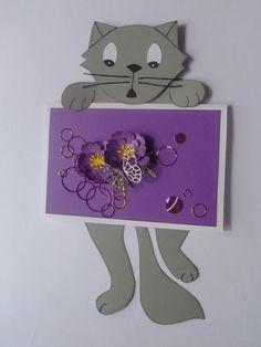 Carte chat n°2