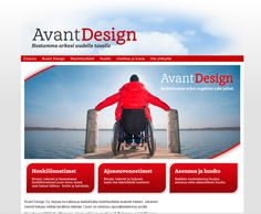 Projektina: Kotisivut avaimet käteen.  http://www.avantdesign.fi/