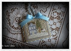 Country Cottage Needleworks_Winter's Eve by The Twisted Stitcher, via Flickr
